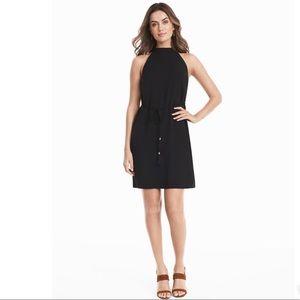 b671482a2ef White House Black Market Dresses - Mock Neck Shift Dress